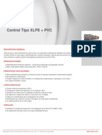 Control Tipo XLPE + PVC