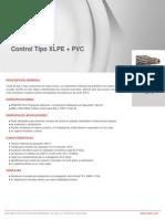 Control Tipo XLPE + PVC
