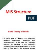 MIS Structure