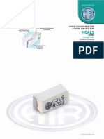 HTR India - Products - Surface Mount Resistors - HCALS (English)