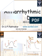MBBS Antiarrhythmics 2014 Class II [Antiarrhythmic drugs]