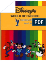 Disney s World of English Basic ABC s Book 12