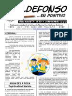 ILDEFONSO EN POSITIVO - nº 50 - Octubre
