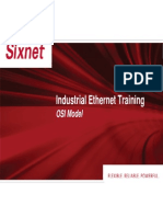 Sixnet Training - OSI Model
