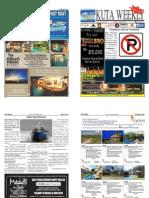 "Kuta Weekly-Edition 373 ""Bali's Premier Weekly Newspaper"""
