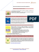 Lecturas imprescindibles en educación ambiental