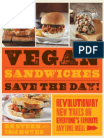 Celine Steen & Tamasin Noyes - Vegan Sandwiches Save the Day