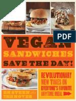 Celine Steen & Tamasin Noyes - Vegan Sandwiches Save the Day