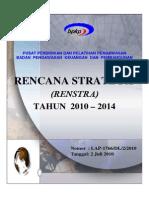 1-RenstraPusdiklatwas2010-2014