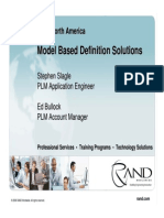 Model Based Definition(MBD)