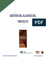 05 Gestion Del Alcance