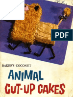 Animal Cakes With Pics