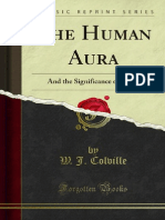 The Human Aura and the Significance of Color 1000015085