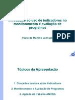 17012057 Jannuzzi Indicadores Para Monitoramento de Politicas Publicas