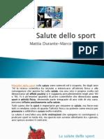 Salute Dello Sport