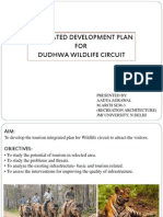 Tourism Potential in DUDHWA TIGER RESERVE