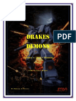 """Drakes Demons"", Book 1"