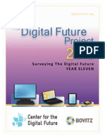 Digital Future Report (2013)