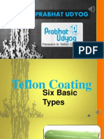 Basic types of teflon coating-tefloncoating.in
