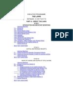 CS - Tax Lawssd