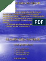 clasificari navale