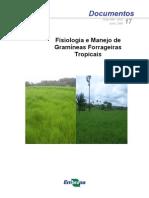 Fisiologia e Manejo de Gramíneas Forrageiras Tropicais