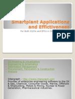 smartplantapplicationandeffectiveness-130804065228-phpapp02