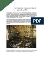 Caso Ramoncito Archivo Del Crimen