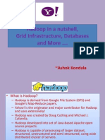 Grid Infrastructure and Databases BrownBag