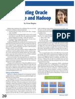 Oracle and Hadoop by Gwen Shapira