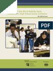 Evaluation of Bill and Melinda Gates Foundation's High School Grants Initiative