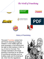 1035unit 1 Franchising