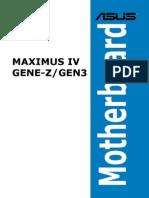 Maximus-IV Gene-z
