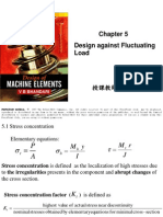Chapter05(Design Against for Fluctuating Load)