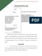 SEC v Spongetech Doc 319 Filed 31 Jan 14