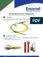 recomendaciones  Exsanel