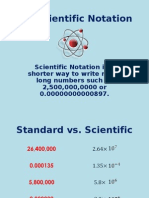 2 9:Scientific Notation
