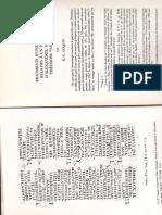 R.-G. Coquin - Fragments d'une chronique