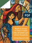 Modelo de Atencion Para Mujeres Que Viven Violencia