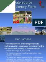 Business Plan WSM Farm UD0909