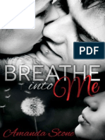 Breathe Into Me - Stone,Amanda