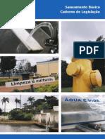 Saneamento Básico - Caderno de Legislação (2005)