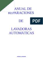 Manual Reparaciones de Lavadoras