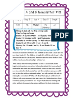 newsletter 18 g1 and g1c