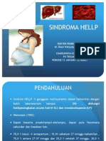 Ppt Hellp Sindrom Done