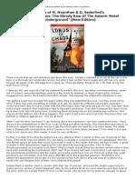 Varg Vikerns Reviews Lords of Chaos