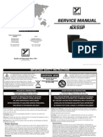 NX 55 P service manual