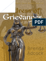 Redress of Grievances - Brenda Adcock