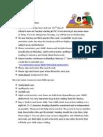 news letter 2 4