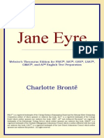 [Charlotte Bronte] Jane Eyre (Webster's Thesaurus (Bookos.org)